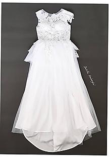 Šaty - Šaty s plisovanou sukňou - 11966943_