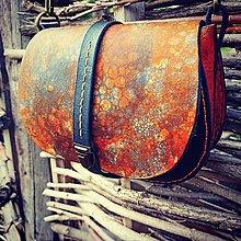 Kabelky - SaddleBag #RustyBubble - 11963647_
