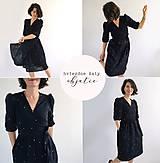 Šaty - Hviezdne šaty Objatie - 11967470_
