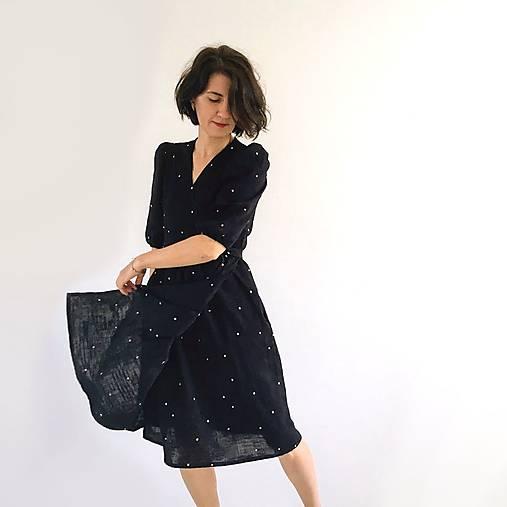 Šaty - Hviezdne šaty Objatie - 11967469_