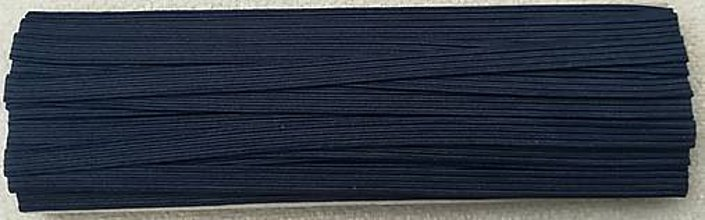 Galantéria - Guma prádlová 6mm (Modrá) - 11967484_