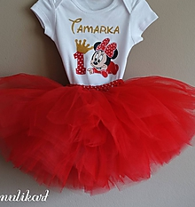 Detské súpravy - Narodeninový set s Minnie Mouse 2 - 11968667_