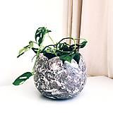 Nádoby - Kvetináč - 11970129_