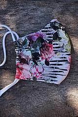 Rúška - Rúško - V ružovej záhrade - 11970703_