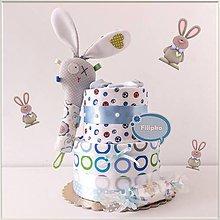 """Detské doplnky - MINI tortička """"HOPPITY"""" - 11968741_"""