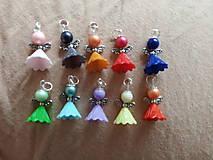 Iné šperky - Anjelik pre šťastie - 11969994_