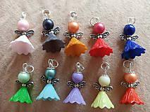 Iné šperky - Anjelik pre šťastie - 11969995_