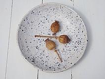 Nádoby - Keramická misa na ovocie, škandinávska - 11973194_