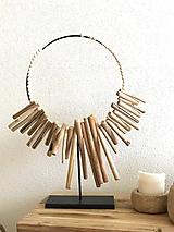 Dekorácie - Dekorácia z naplaveného dreva - 11973655_