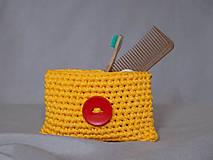 Taštičky - Taštička (na hygienické potreby) - 11971739_