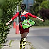 Veľké tašky - Origo taškoš kvety čary mary – limit - 11974456_