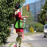 Veľké tašky - Origo taškoš kvety čary mary – limit - 11974458_