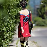 Veľké tašky - Origo taškoš kvety čary mary – limit - 11974460_