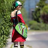 Veľké tašky - Origo taškoš kvety čary mary – limit - 11974461_