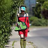 Veľké tašky - Origo taškoš kvety čary mary – limit - 11974465_