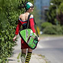 Veľké tašky - Origo taškoš kvety čary mary – limit - 11974459_