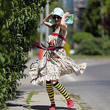 Šaty - Origo šatoš sukňa samé domčeky - 11974551_