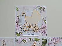 Papiernictvo - Darčeková krabička na peniaze - svadobná I - 11978092_