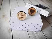 Šperky - Manžetové gombíky - 11974693_