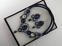 Sady šperkov - Šujtášový set - 11977304_