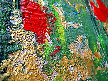 Obrazy - Tulipány v daždi - 11977830_