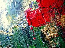 Obrazy - Tulipány v daždi - 11977834_