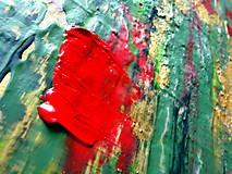 Obrazy - Tulipány v daždi - 11977849_