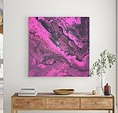 Obrazy - Ružový svet - 11978130_