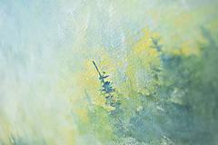 Obrazy - Ráno v modrom opare - 11978165_
