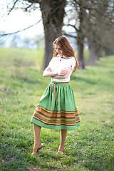 Sukne - sukňa Šárka - 11976904_