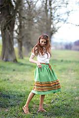 Sukne - sukňa Šárka - 11976907_