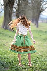Sukne - sukňa Šárka - 11976909_
