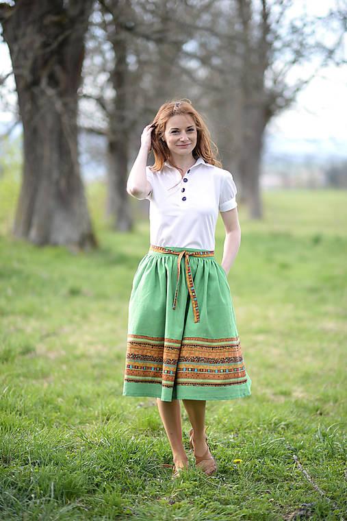sukňa Šárka