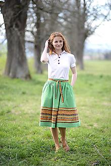 Sukne - sukňa Šárka - 11976893_