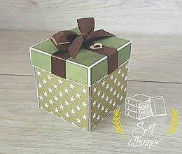 Krabičky - Exploding box - 11976440_