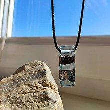 Náhrdelníky - lesný amulet #3 - 11976405_