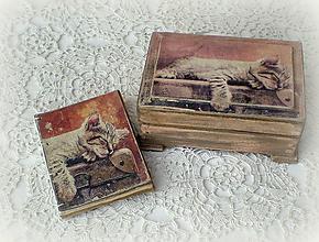 Krabičky - Krabička - 11977145_