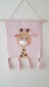 Detské doplnky - Žirafka - 11975485_