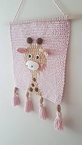 Detské doplnky - Žirafka - 11975487_