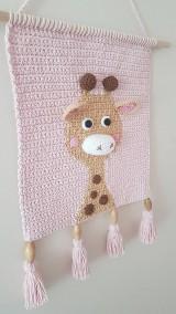 Detské doplnky - Žirafka - 11975488_