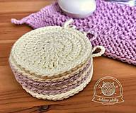 Úžitkový textil - Bambusové tampóny - 11978671_