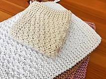 Úžitkový textil - Bavlnený uteráčik - 11978690_