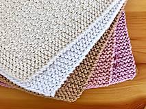Úžitkový textil - Bavlnený uteráčik - 11978691_