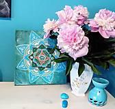 Obrazy - Mandala nekonečnej lásky - 11979304_