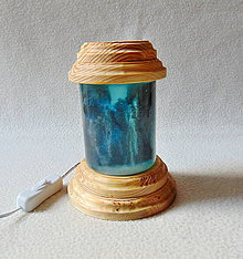 Svietidlá a sviečky - Stolná lampa - 11978903_