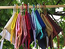 Úžitkový textil - učíme deti farby.... - 11980123_