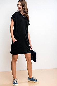 Šaty - ŠATY OPIUM BLACK - 11984837_