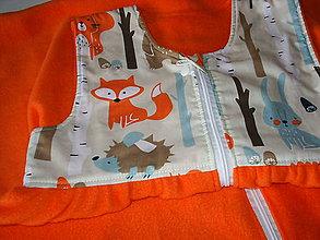 Textil - letný spací vak - 11986515_