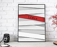 Grafika - Láska - 11982859_