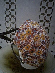 Rúška - Rúško na viazanie - 11984773_